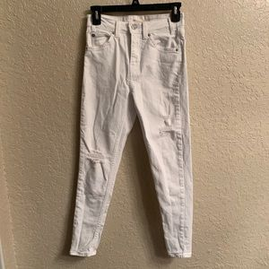 LEVI 721 Vintage High Rise Skinny Jeans